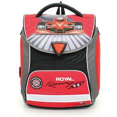 Ранец школьный Hummingbirdс мешком для обуви Royal Racing
