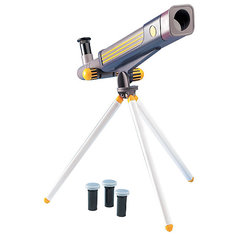 Телескоп 20*40*60, Edu-Toys