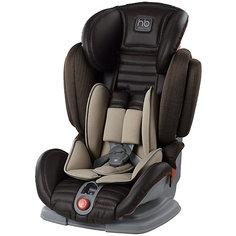 Автокресло Happy Baby Mustang, 9-36 кг, темно-коричневый