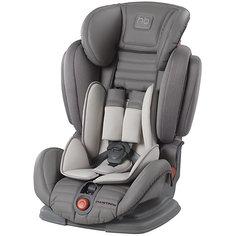 Автокресло Happy Baby Mustang, 9-36 кг, серый