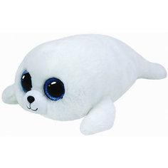 Белый тюлень Icing, 25 см TY