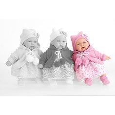 Кукла Азалия в ярко-розовом, 27 см, Munecas Antonio Juan