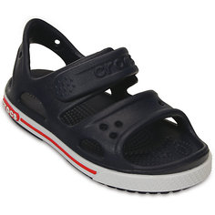 Сандалии Crocband II Sandal PS для мальчика Crocs, черный