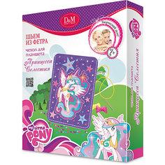 """Шьем чехол для планшета """"Принцесса Селестия"""", My Little Pony"""