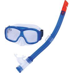 Набор для ныряния (маска+трубка) Explorer подростковый,  Bestway