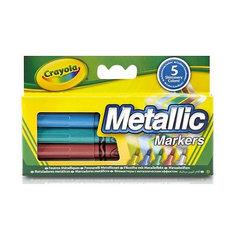 """Набор фломастеров """"Металлик"""", Crayola"""
