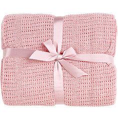 Одеяло детское вязанное 100х140 Baby Nice, розовый