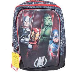 Ортопедический мягкий рюкзак Мстители, Marvel Росмэн