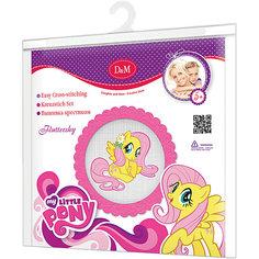 """Набор для вышивания крестиком """"Флаттершай"""", My little Pony"""