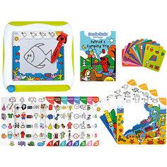 Доска для рисования с обучающими карточками, Ks Kids