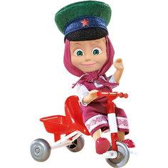 Кукла Маша с велосипедом, Маша и Медведь, Simba