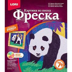 """Картина из песка """"Большая панда"""" Lori"""