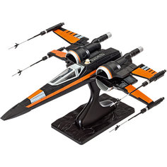 Сборная модель Звездные войны «Истребитель По» (1:50), Easykit Revell