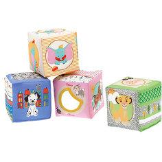 """Мягкие кубики """"Бэмби"""", Disney, CHICCO"""