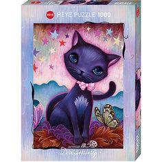 "Пазл ""Черный котенок"", 1000 деталей, Heye"