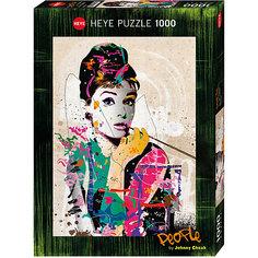 """Пазл """"Одри Хепберн"""", 1000 деталей, Heye"""