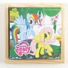 """Деревянные кубики """"My little Pony"""", Играем вместе"""