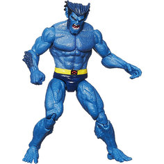 Коллекционная фигурка Марвел- Зверь, 9,5 см, Marvel Heroes Hasbro