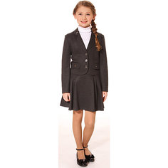Костюм для девочки: жакет и юбка для девочки Смена