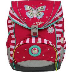 Ранец с наполнением DerDieDas Ergoflex Крылья бабочки