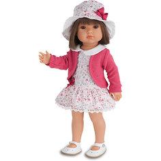 Кукла Белла  в шляпке, 45 см,  Munecas Antonio Juan