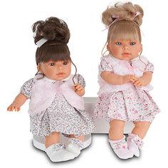 Кукла Лучия в белом, 37 см, Munecas Antonio Juan