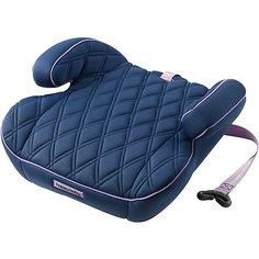 Автокресло-бустер Happy Baby Booster Rider, 15-36 кг, синий
