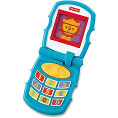 Дружелюбный раскладной телефон, Fisher-Price Mattel