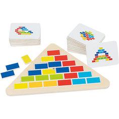 "Игра ""Кирпичики (карточки с заданиями)"", goki"