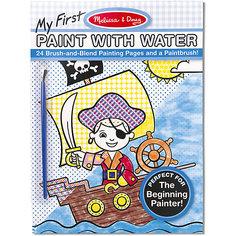 """Набор для творчества """" Впервые рисуем водой"""", голубой Melissa & Doug"""