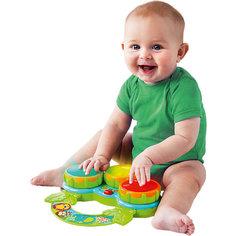 """RU Музыкальная игрушка Bright Starts """"Барабаны Сафари"""" Kids II"""