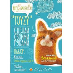 "Набор для валяния ""Кошка"" Toyzy"