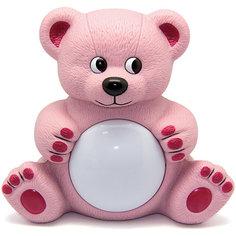 """Светильник """"Мишутка"""" Maman, розовый"""
