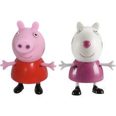"""Игровой набор """"Пеппа и Сьюзи"""", Свинка Пеппа Росмэн"""