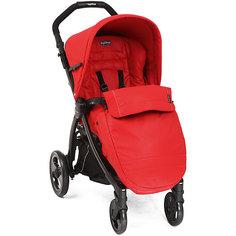 Прогулочная коляска Peg-Perego Book Completo, Mod Red, красный