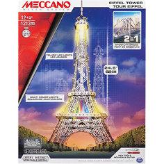 Эйфелева башня (2 модели), Meccano Spin Master