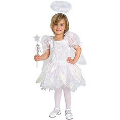 """Маскарадный костюм для девочки """"Ангел"""", 4-6 лет Magic Time"""