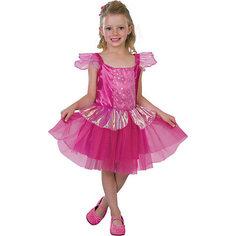 """Маскарадный костюм для девочки """"Добрая фея"""", 6-8  лет Magic Time"""