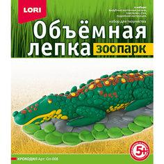 """Набор для лепки """"Крокодил"""", LORI"""