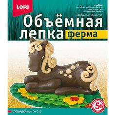 """Набор для лепки """"Лошадка"""", LORI"""