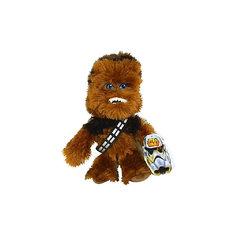 Мягкая игрушка Чубакка, 18 см, Звездные войны Disney
