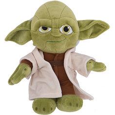 Мягкая игрушка Йода, 25 см, Звездные войны Disney