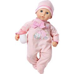 Кукла с бутылочкой, 36 см, my first Baby Annabell Zapf Creation