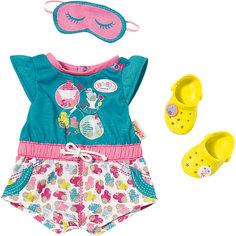 Пижамка с обувью, BABY born Zapf Creation