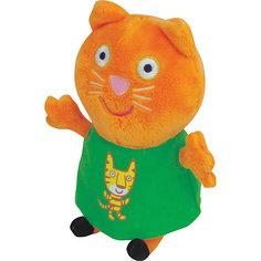 """Мягкая игрушка """"Кенди с тигром"""", 20 см, Свинка Пеппа Росмэн"""