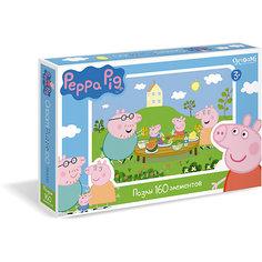 Пазл Пикник, 160 деталей, Свинка Пеппа Origami