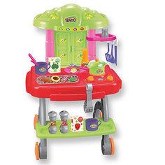 """Игровой набор для барбекю """"Летний пикник"""", сборный, со звуком и светом, ALTACTO"""