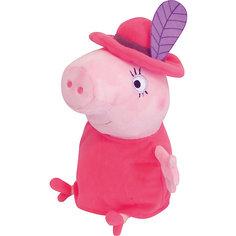"""Мягкая игрушка """"Мама в шляпе"""", 30 см, Свинка Пеппа Росмэн"""