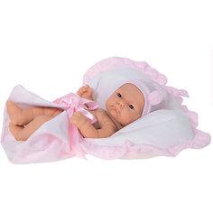 Кукла-младенец Лея, 26 см, Munecas Antonio Juan