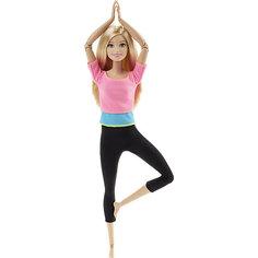 """Кукла """"Безграничные движения"""" в розовом, Barbie Mattel"""